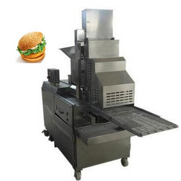 Automatic Hamburger Patty Forming Machine/Meat Patty Press Equipment /Molding Machine