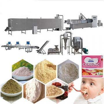Fully Automatic Baby Food Nutrition Powder Production Line