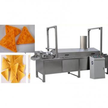 Fully Automatic Industrial Roasted Breakfast Cereal Corn Flakes Maker Produce Machine