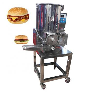 Automatic Burger Patty Making Machine for Meat/Beef/Chicken