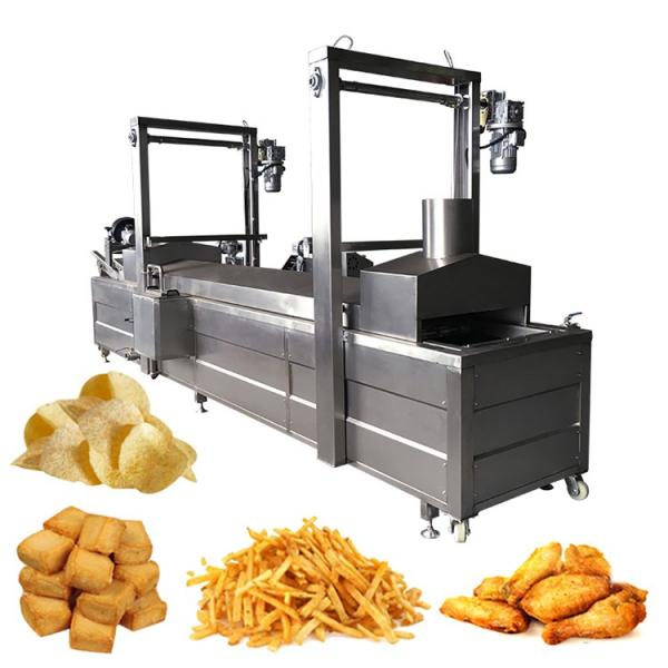 Batch Coated Peanuts with Batch Fryer System #1 image